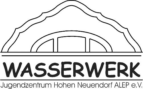 Wasserwerk original Logo